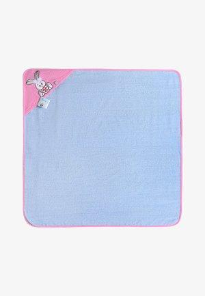 Bath towel - light blue/rabbit
