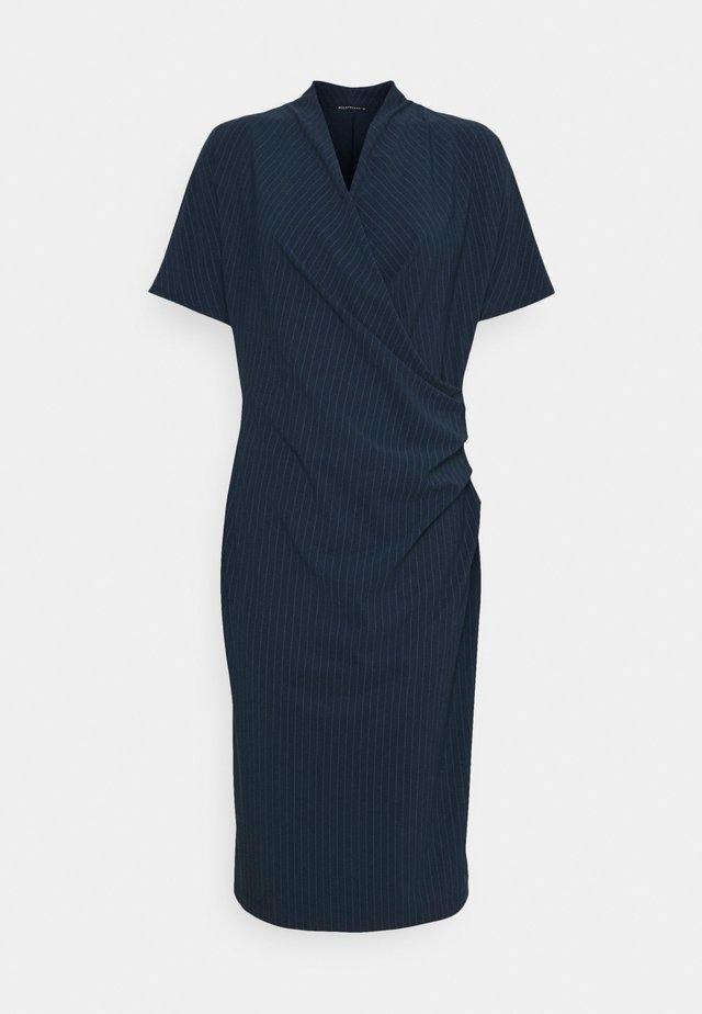 CAJA - Jersey dress - indigo