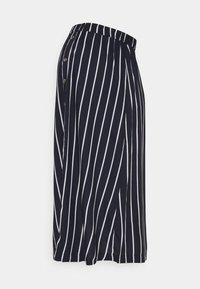 MAMALICIOUS - MLSINEM MIDI SKIRT - A-line skirt - navy blazer - 0