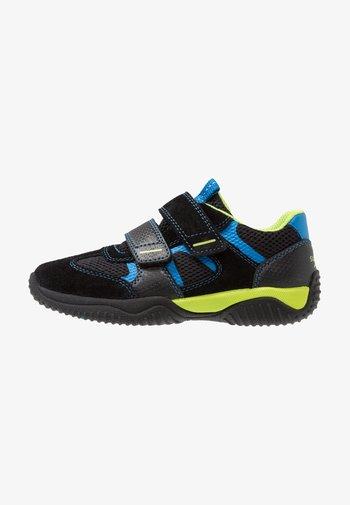 STORM - Trainers - schwarz/blau