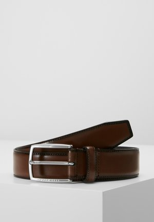 CELIE - Belt business - medium brown