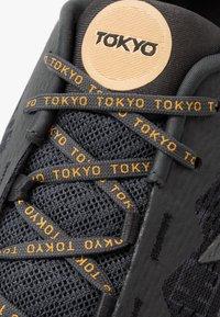 ASICS - GEL-QUANTUM 180 - Neutral running shoes - graphite grey/black - 5