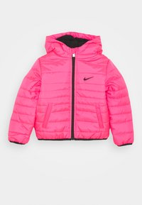 Nike Sportswear - GIRL CORE PADDED - Winter jacket - hyper pink - 0