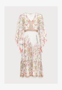 Derhy - SIENNE DRESS - Długa sukienka - off white - 4
