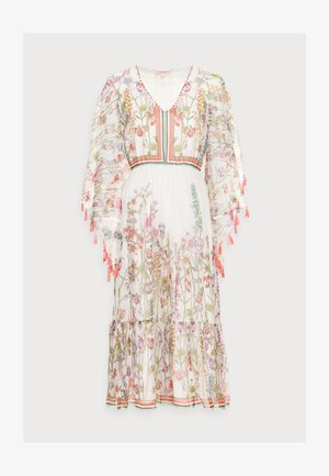 SIENNE DRESS - Maxi šaty - off white