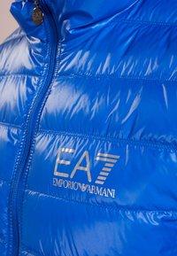 EA7 Emporio Armani - JACKET - Doudoune - royal blue - 4
