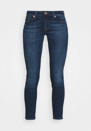 PYPER CROP SLIILLEMP - Skinny džíny - dark blue