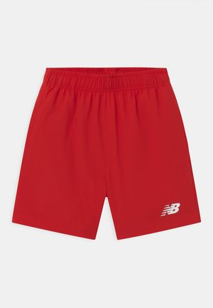UNISEX - Sports shorts - high risk red