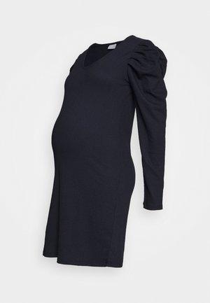 MLKIRE DRESS - Shift dress - navy blazer