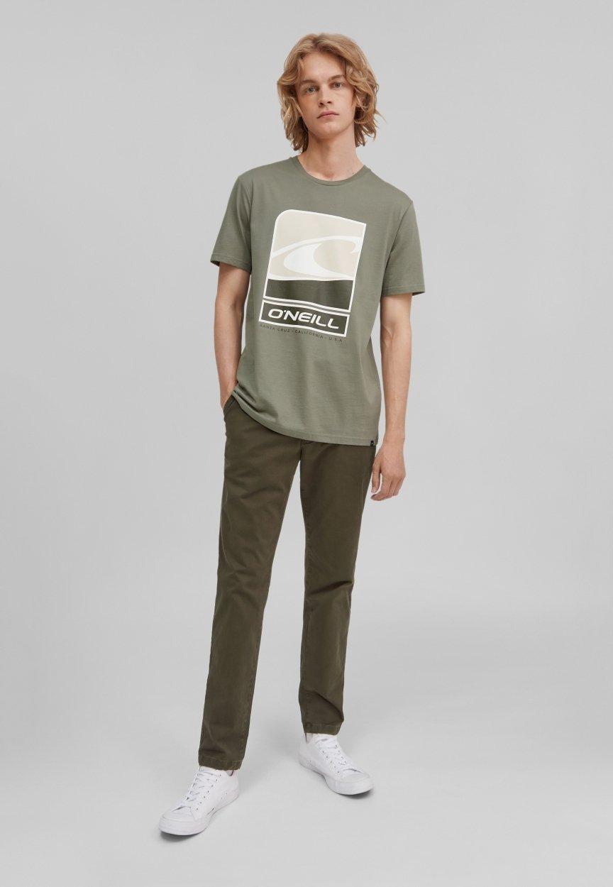 Herren FLAG WAVE - T-Shirt print
