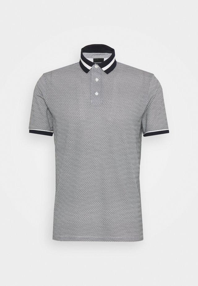 Polo - black/white