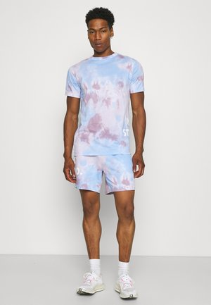 TEE SET UNISEX - Pantalones deportivos - multicoloured