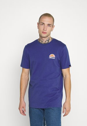 CANALETTO - Print T-shirt - blue