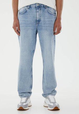STRAIGHT FIT - Džíny Straight Fit - light blue