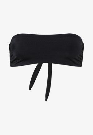 BANDEAU - Bikinitop - jet black