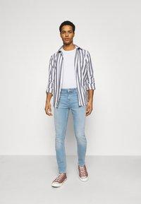 Scotch & Soda - SKIM - Jeans Skinny Fit - blauw trace - 1