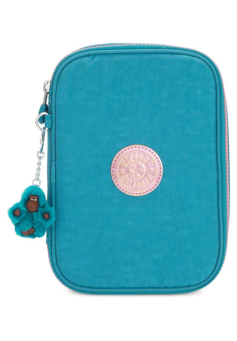 Kipling - 100 PENS - Pencil case - turquoise sea