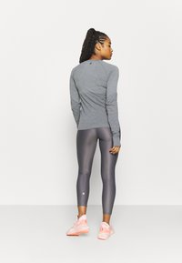 Sweaty Betty - HIGH SHINE 7/8 WORKOUT LEGGINGS - Leggings - moonrock purple - 2