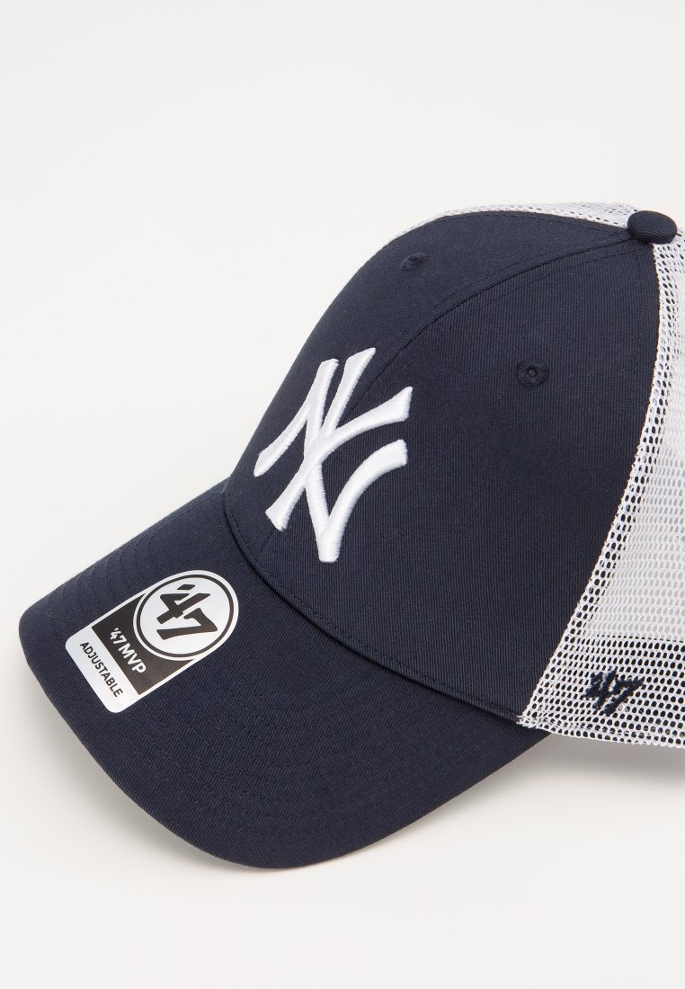 '47 MLB NEW YORK YANKEES BRANSON '47 MVP - Cap - navy/mørkeblå CtLA5mOBnqfwj2T