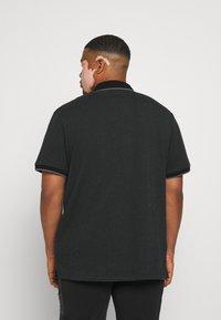Johnny Bigg - TIPPED - Polo shirt - black - 2