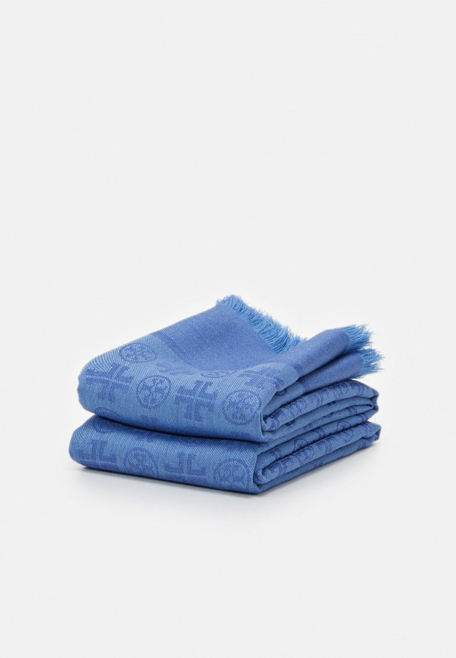 LOGO TRAVELER SCARF - Šátek - pale blue