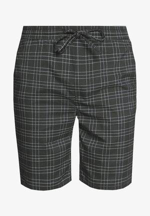 ELGO CHECK - Shorts - black