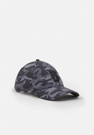 FLOREN - Czapka z daszkiem - black