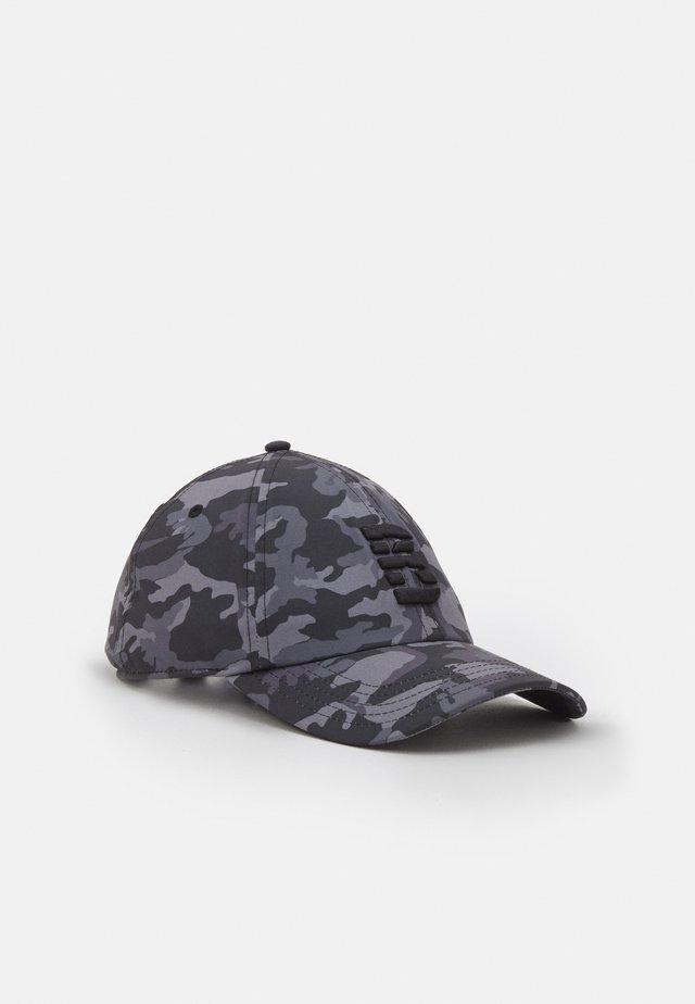 FLOREN - Casquette - black