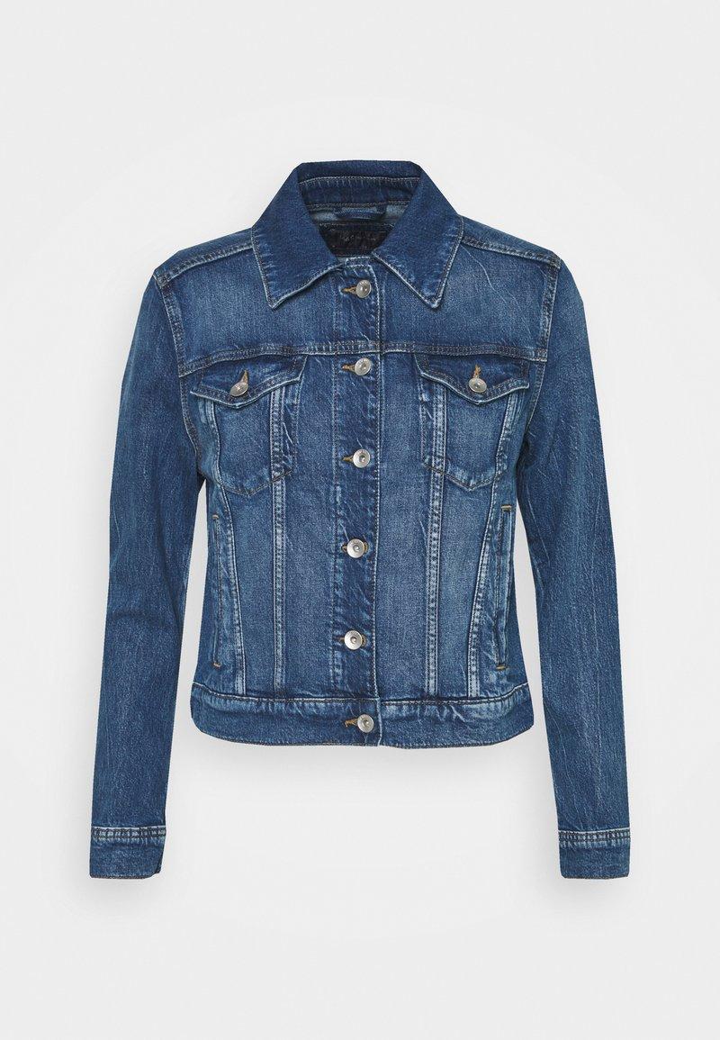 Marks & Spencer London - Jeansjakke - blue