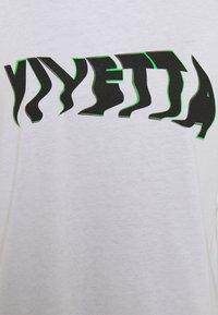 Vivetta - LOGO - T-shirt print - white - 2
