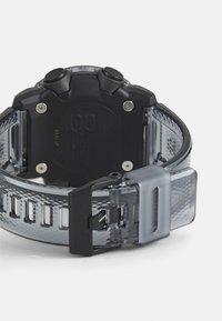 G-SHOCK - BLACK SKELETON  GA-2000SKE UNISEX - Digitální hodinky - transparent/black - 1