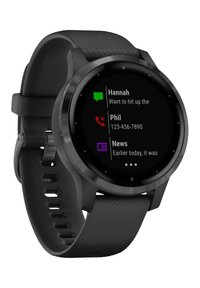 Garmin - Smartwatch - schwarz/grau (718) - 2