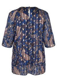 Zizzi - Blouse - dark blue - 6