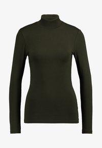 Selected Femme - SFMIO HIGHNECK  - T-shirt à manches longues - rosin - 3