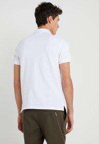 Emporio Armani - Polo shirt - white - 2
