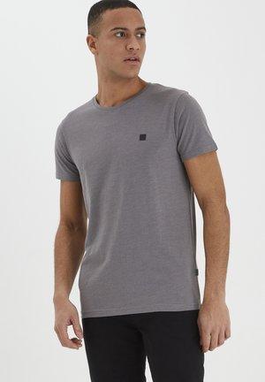 CONNI - Basic T-shirt - grey melange
