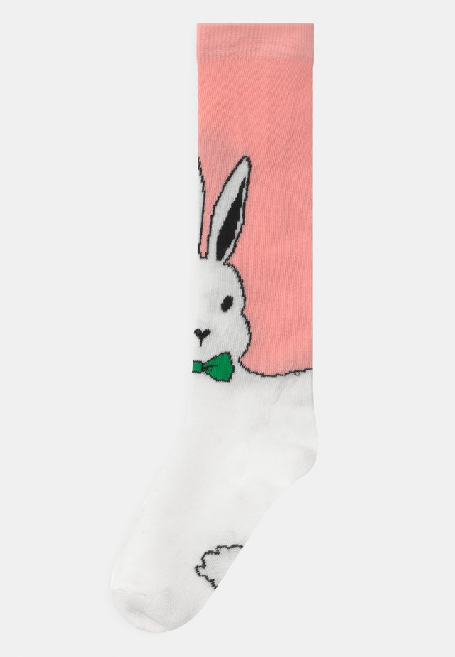 CARROT QUEEN UNISEX - Knee high socks - pink