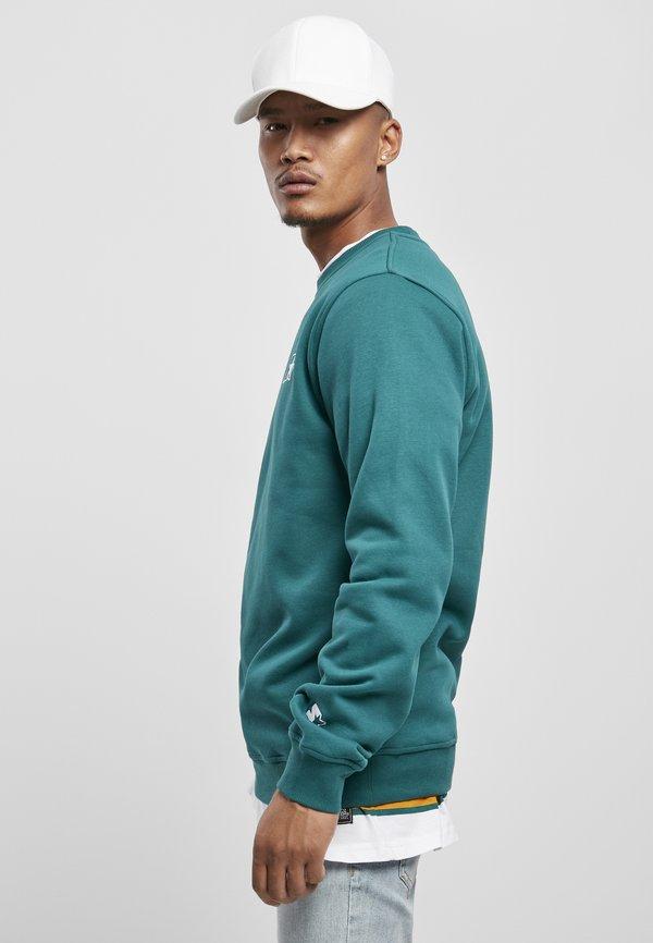 Starter Bluza - retro green/zielony Odzież Męska FHSX