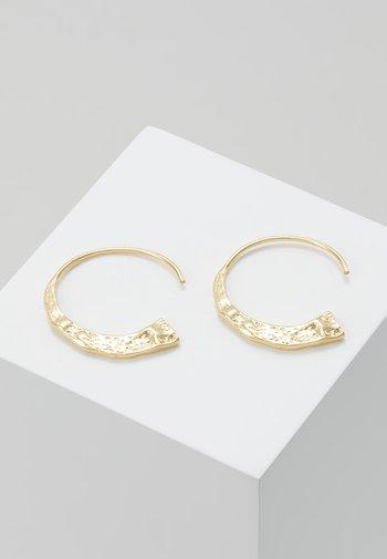 EARRINGS VALKYRIA - Earrings - gold-coloured