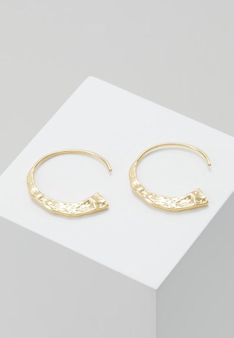 Pilgrim - EARRINGS VALKYRIA - Earrings - gold-coloured