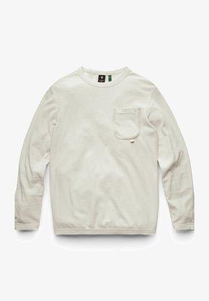 TWEETER POCKET TAPE - Pullover - whitebait