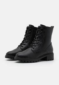 Esprit - KONSTANZ - Lace-up ankle boots - black - 2