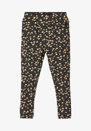 Leggings - Trousers - dark grey melange