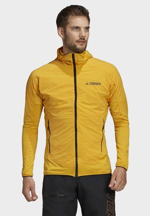 TERREX SKYCLIMB FLEECE JACKET - Forro polar - yellow