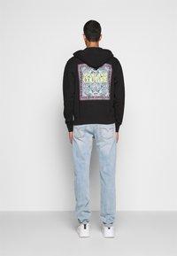 Versace Jeans Couture - FELPA - Zip-up sweatshirt - nero - 2