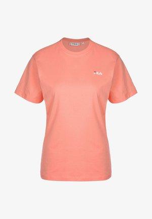EARA TEE - Basic T-shirt - lobster bisque