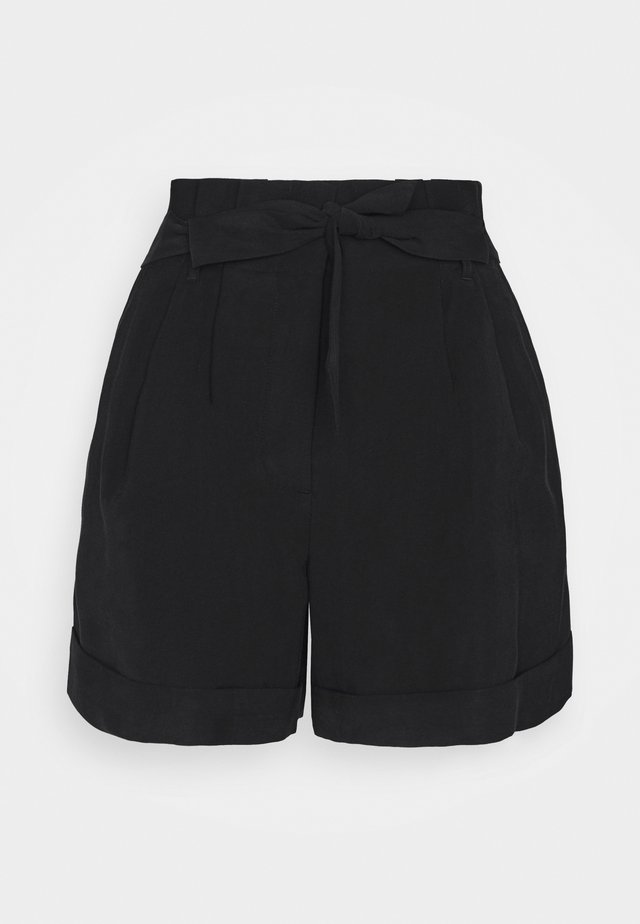 LUCILLE LEONI - Shorts - black