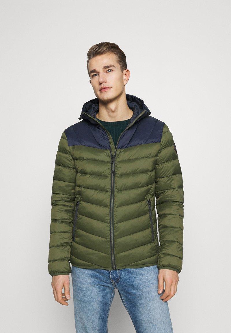 Napapijri - AERONS - Winter jacket - green depths
