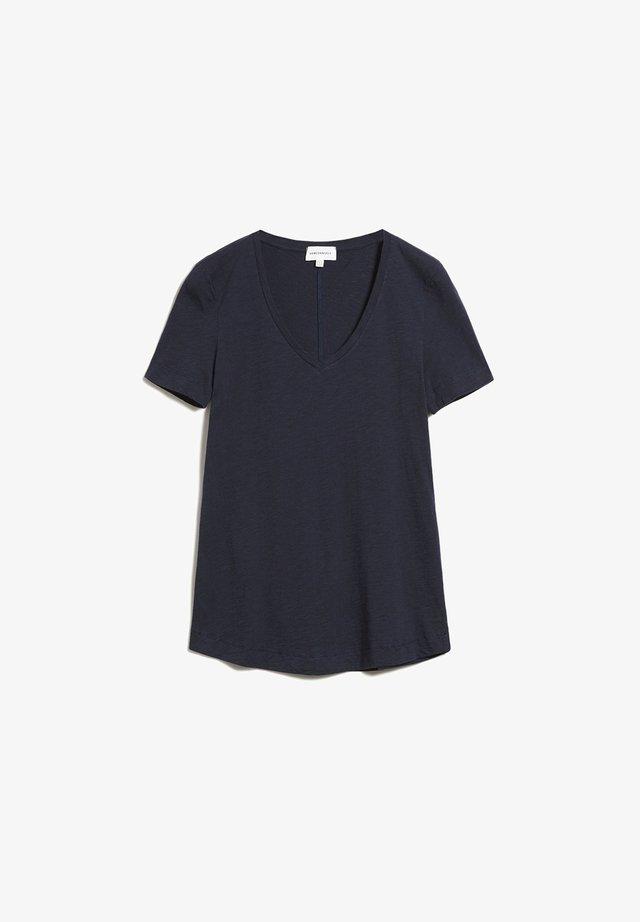 FLORAA - Basic T-shirt - night sky