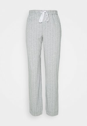 SEPARATE LONG PANTS - Pyjama bottoms - grey